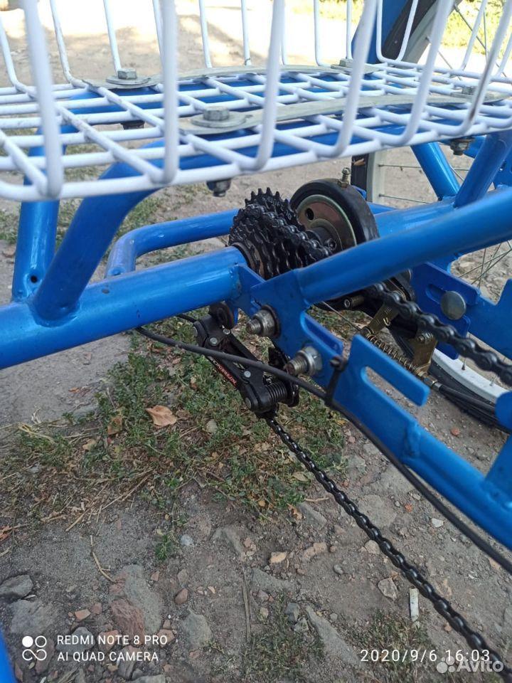 Велосипед трех колесный взрослый  89204706061 купить 2