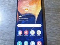 SAMSUNG Galaxy A50 blue 4/64gb