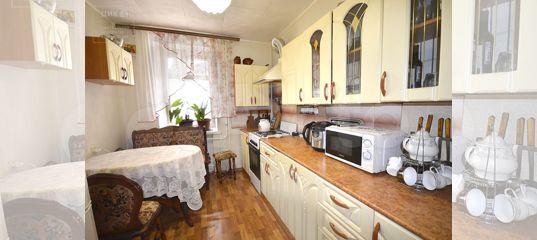 3-к квартира, 59 м², 2/5 эт.