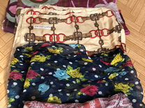 Платки шёлковые