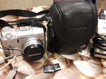 Фотокамера Olympus C-750