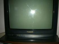 Продаю цвет. телевизор Panasonic видео и DVD