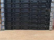 Сервер hp dl360p g8 2cpu e5-2697v2 128gb 1866MHz