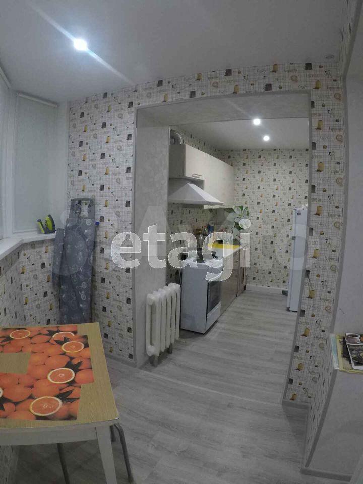 1-к квартира, 29.5 м², 2/10 эт.  89512020591 купить 10